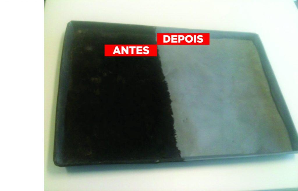 Limpeza Pesada de Alumínio